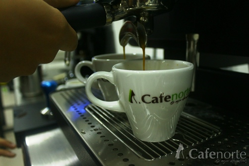 El arte de preparar café ahora en Cafenorte