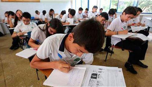 Se reajusta el calendario escolar en el Valle