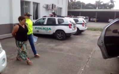Capturada mujer que estaría involucrada en más de 400 cobros de extorsión