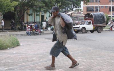 Aumenta presencia de habitantes de calle en Cartago