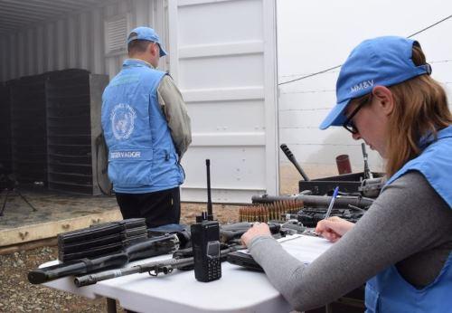 ONU asegura que ya ubicación de 660 caletas de las Farc