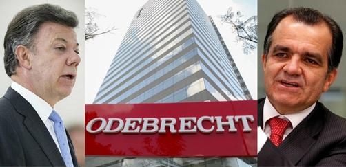 Fiscalía confirma aportes de Odebrecht a las campañas de Santos y Zuluaga en 2014