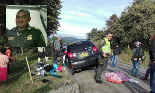 Accidente de tránsito en el norte del Valle cobró la vida de dos personas