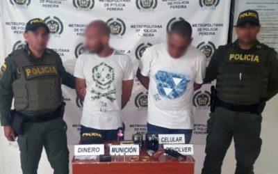 Policía capturó a banda de apartamenteros en Pereira