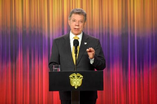 Cambios en el gabinete de gobierno del Presidente Santos