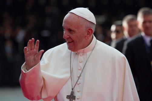 Arranca la histórica visita del Papa Francisco a Colombia