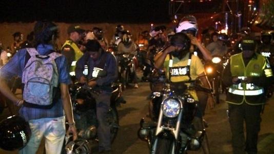 Motociclistas tendrían que cambiar el casco por cambio en reglamentación