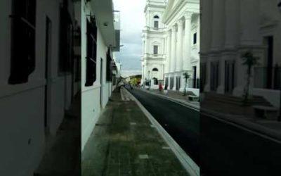 Obispo de Cartago alerta sobre deterioro de la Catedral por paso de vehículos