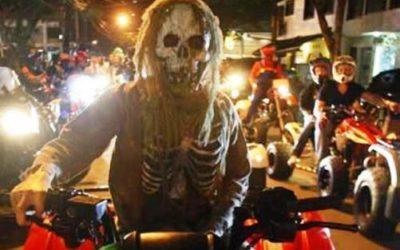 Gobierno adopta medidas de seguridad para Halloween