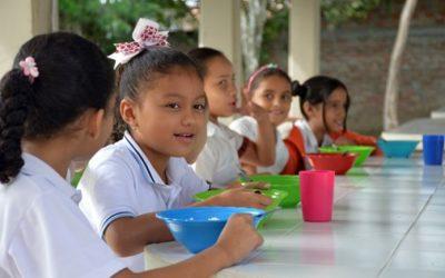 Alcaldía de Obando construyó comedor escolar para 240 niños