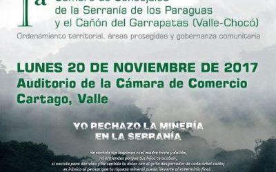 1ª Cumbre de Concejales Serranía de los Paraguas