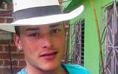 Identificaron a hombre asesinado en vía Alcalá