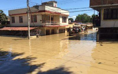 Invierno afecta gran parte del Valle del Cauca