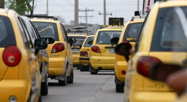 Sube la tarifa de taxi en Cartago para 2018