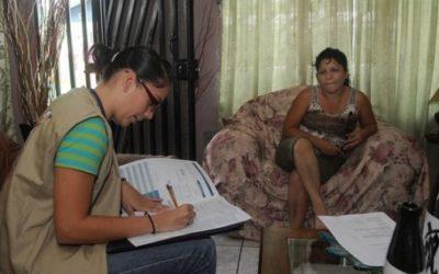 Se adelanta el Censo 2018 en Cartago