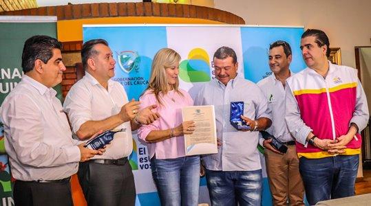 Cafenorte recibió la Órden al Mérito Vallecaucano