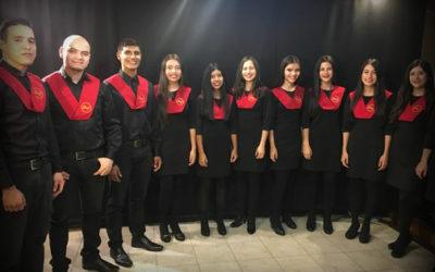 Coro cartagüeño Auros representará a Colombia en Brasil