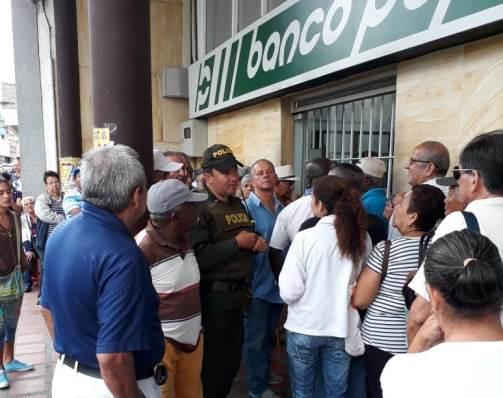 Distrito de Policía de Cartago adelanta campaña contra el fleteo