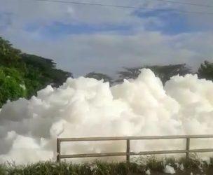 Distrito RUT desmiente video sobre espuma en La Unión – La Victoria