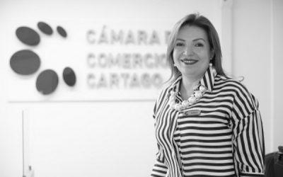 Falleció la presidenta de la Cámara de Comercio de Cartago