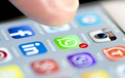 Grupos de Whatsapp sobre retenes de la policía podrían ser judicializados