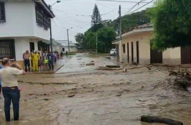 Emergencias por lluvias en 27 municipios del Valle